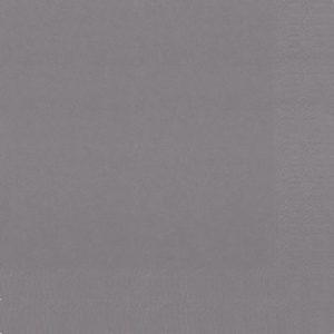 Serviett DUNI 3L 24cm granittgrå (250)