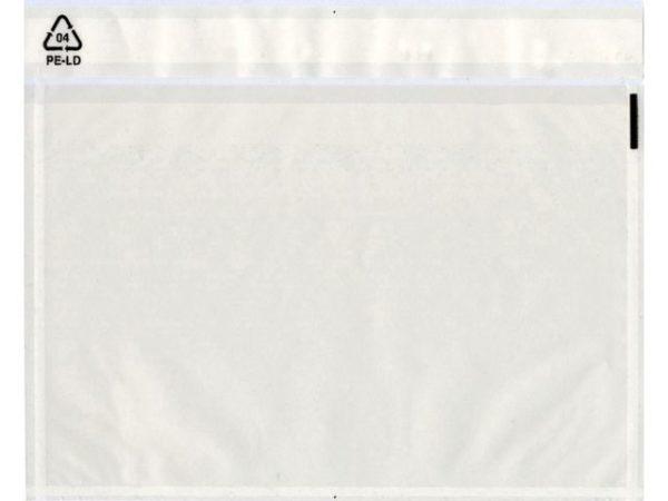 Pakkseddelpose C6 175x117