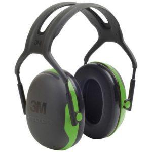Øreklokke 3M SNR 27dB grønn