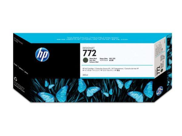 Blekk HP 772 CN635A 300ml matt sort