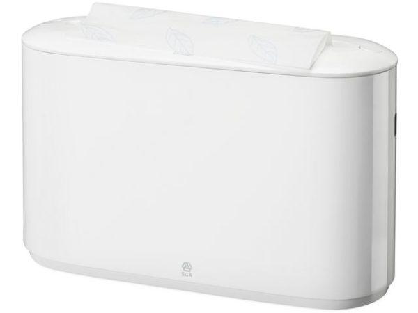 Dispenser TORK tørk multif bord H2 hvit