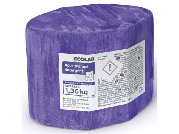 Oppvaskmiddel ECOLAB Manual Deterge 1