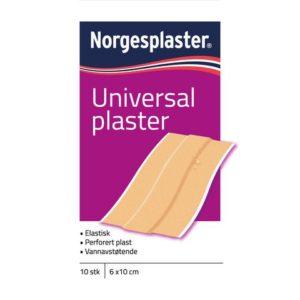 Plaster universal 10 stk