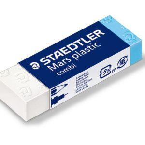 Viskelær STAEDTLER Mars Plastic Combi