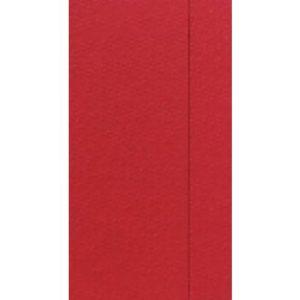 Dispenserserviett DUNI 1L 33cm rød(4500