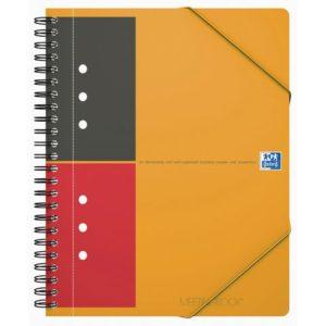 Notatbok OXFORD Int. Meetingbook A5 lin