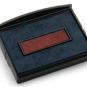Stempelpute COLOP til S-2160 blå/rød (2