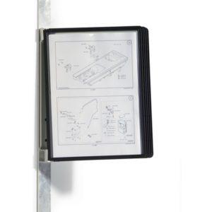 Veggstativ VARIO® Magnet med 5 lommer s