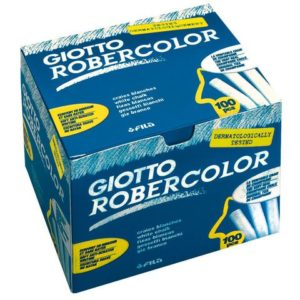 Tavlekritt Giotto hvite (100)