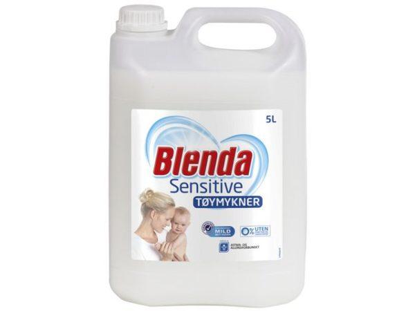 Tøymykner BLENDA Sensitive 5L