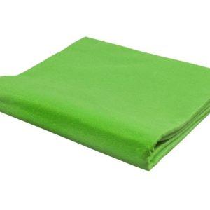 Dekorasjonsfilt 90x100cm lysegrønn