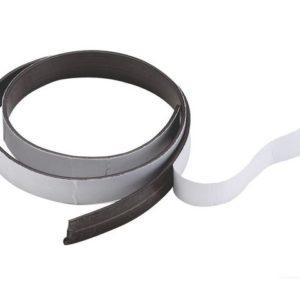 Magnetbånd selvklebende 12mmx5m