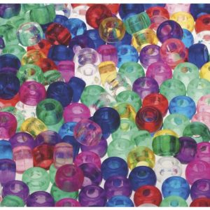 Kongoperler transparent (600)