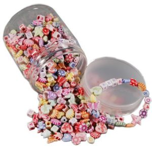 Perler plast ABC/Figurer (550)