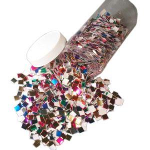Kartongmosaik metall (6500)