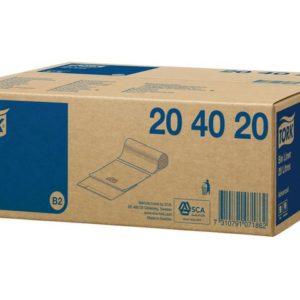 Avfallspose TORK 20L B2 grå (1000)