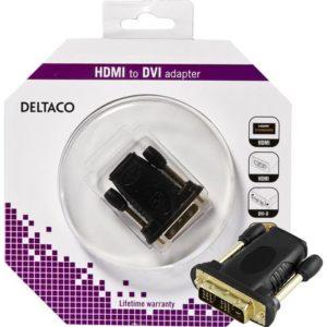 Adapter DELTACO HDMI/DVI-D