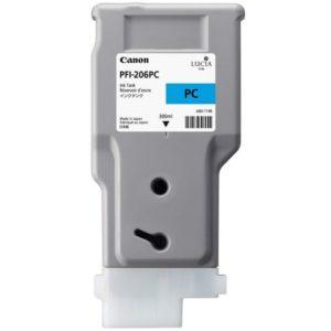 Blekk CANON PFI-206 PC