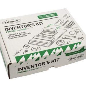 BBC micro:bit Kitronik Inventor eksper.