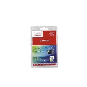 Blekk CANON BCI-16 farge (2)