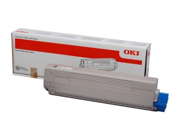 Toner OKI 44844616 7K sort