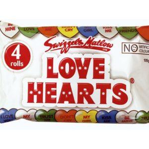 Godteri LOVE HEARTS (4)
