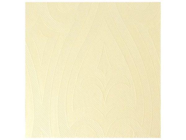 Serviett DUNI 48cm elegance vanilje (40