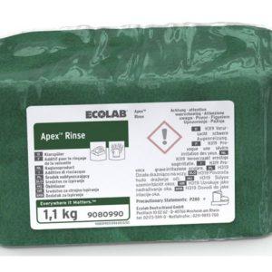 Tørremiddel ECOLAB Apex Rinse 1