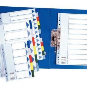 Skilleblad ESSELTE PP maxi A410-del 5fr