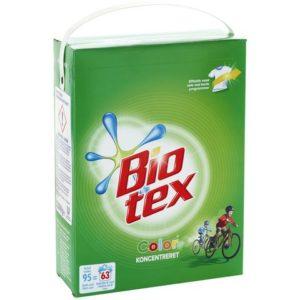 Tøyvask BIO-TEX Color 3