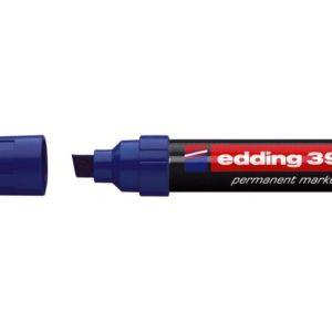 Merkepenn EDDING 390 blå