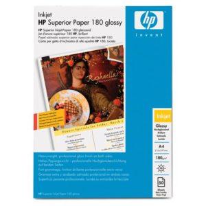 Fotopapir HP C6818A Super gloss A4 (50)