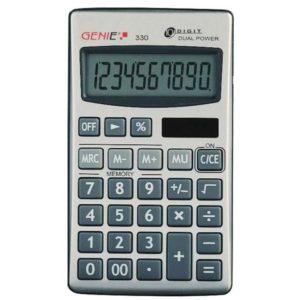 Kalkulator GENIE 330
