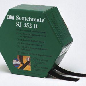 Borrelåstape SCOTCHMATE 352D
