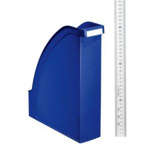 Tidsskriftkassett LEITZ Plus blå