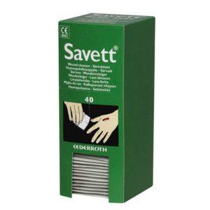 Renseserviett SAVETT refill (40)
