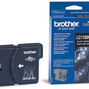 Blekk BROTHER LC1100HYBK sort