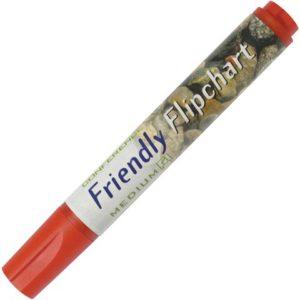 Flippoverpenn FRIENDLY rød