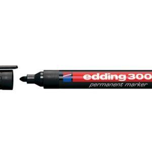 Merkepenn EDDING 300 sort