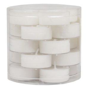 Telys DIANA m/blank holder hvit (20)