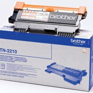 Toner BROTHER TN2210 1.2K sort