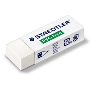 Viskelær STAEDTLER PVC fritt 65x23x13mm
