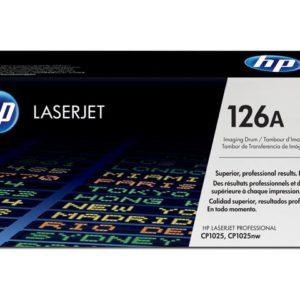 Trommel HP CE314A 14K sort/farge