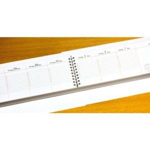 Stativ GRIEG til Plankalender metall