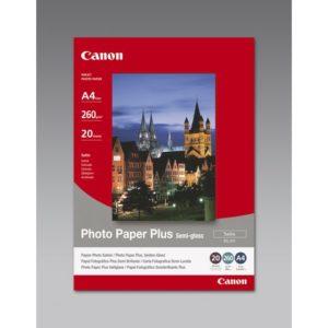 Fotopapir CANON SG-201 A4 260g (20)