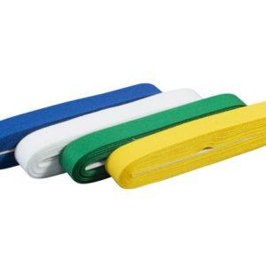Bomullsbånd sett med 4 farger