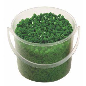 Nabbiperler grønne (5000)