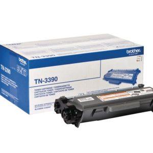 Toner BROTHER TN3390 12K sort