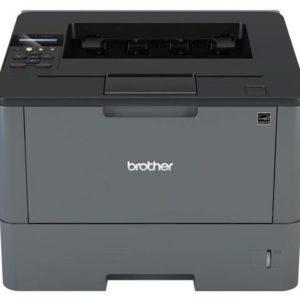 Skriver BROTHER HL-L5100DN laser mono