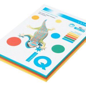 Kopipapir IQ Intensiv A4 80g 5 frg (250